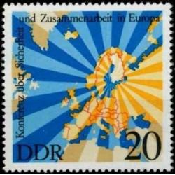 East Germany 1975. European...