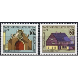 East Germany 1975. Stamp Day