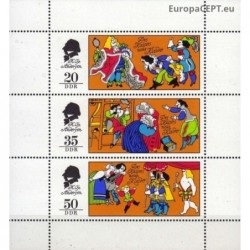 East Germany 1975. Fairy tales