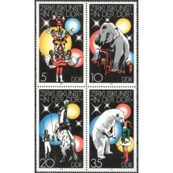 East Germany 1978. Circus