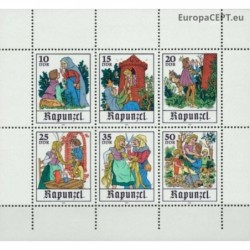 East Germany 1978. Fairy tales