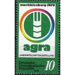 Rytų Vokietija 1979. Agro...