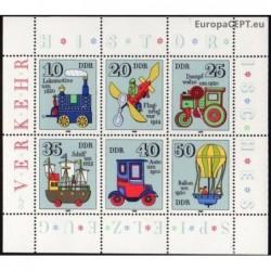 East Germany 1980. Historic...