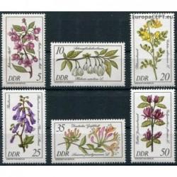 Rytų Vokietija 1981. Gėlės