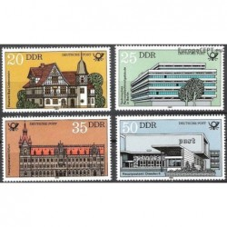 East Germany 1982. Post...