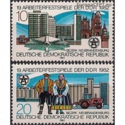 East Germany 1982. National...