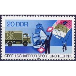 East Germany 1982. Sports...