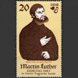 East Germany 1982. Theologians
