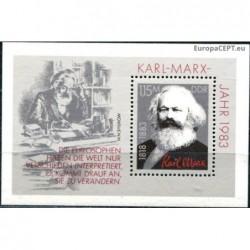 East Germany 1983. Karl Marx