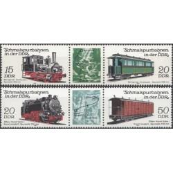 East Germany 1983. Rail...