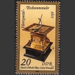 East Germany 1983. Sun clock