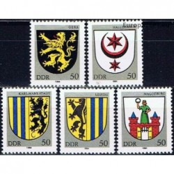 East Germany 1984. Coat of...