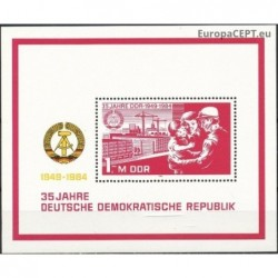 East Germany 1984. Engineering