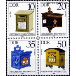 East Germany 1985. Letter...
