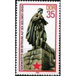 East Germany 1985. Monument