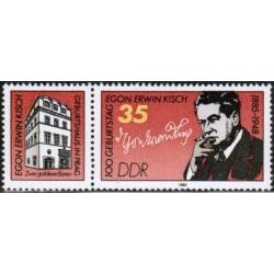 Rytų Vokietija 1985. Rašytojas