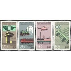 East Germany 1985. Rail...