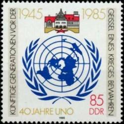 East Germany 1985. United...