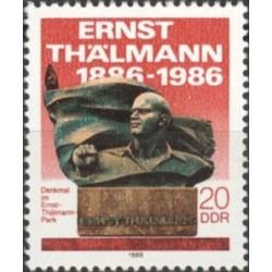East Germany 1986. Ernst...