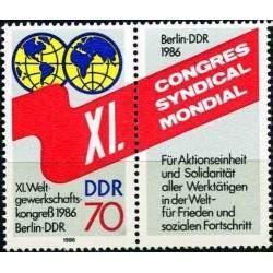Rytų Vokietija 1986. Kongresas