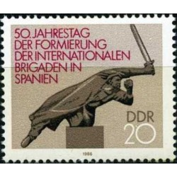 East Germany 1986. Monument