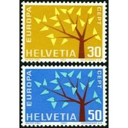 Switzerland 1962. CEPT:...