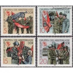 East Germany 1988. Combat...
