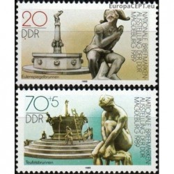 East Germany 1989....