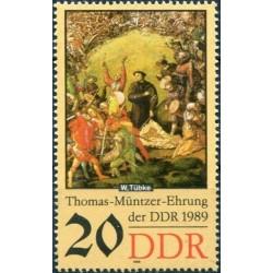 East Germany 1989. German...