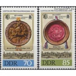 East Germany 1990....