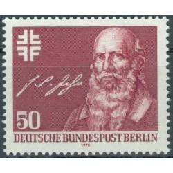West Berlin 1978. Friedrich...