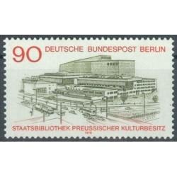 West Berlin 1978. Library