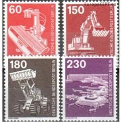 West Berlin 1978. Industry
