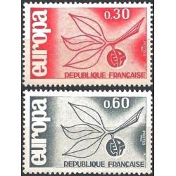 France 1965. CEPT: 3 Leaves...