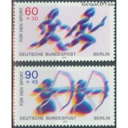 West Berlin 1979. Sports
