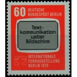 Vakarų Berlynas 1979. Ryšių...