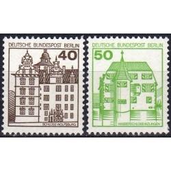 West Berlin 1980. Architecture