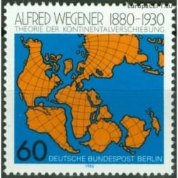 West Berlin 1980. Geophysics