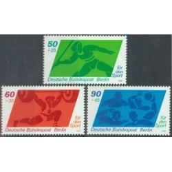 Vakarų Berlynas 1980. Sportas