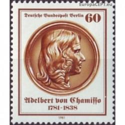 West Berlin 1981. Writer