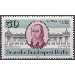 West Berlin 1981. Architect