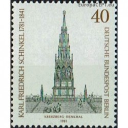 West Berlin 1981. Monument