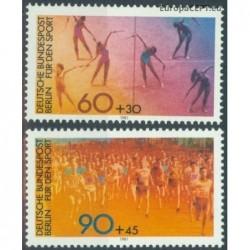 Vakarų Berlynas 1981. Sportas