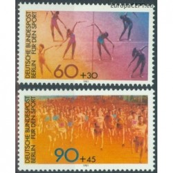 West Berlin 1981. Sports