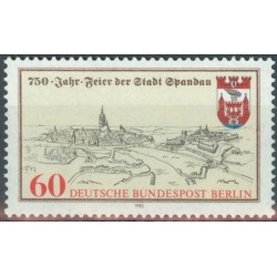 West Berlin 1982. History...