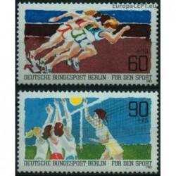 West Berlin 1982. Sports