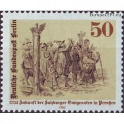 West Berlin 1982. Emigrants