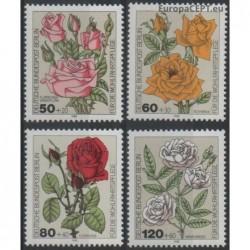 West Berlin 1982. Roses