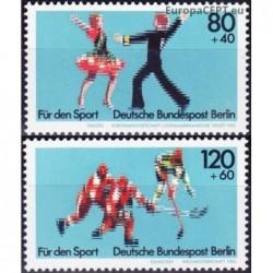 West Berlin 1983. Sport events