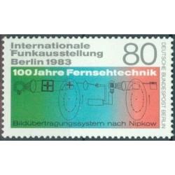 West Berlin 1983. Berlin...